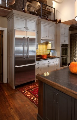 kitchen by United Kitchen and Bath Design, Inc. S. Yarmouth, MA